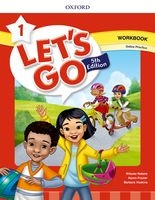 Let's Go Fifth edition Level 1 Workbook with Online Pack