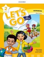 Let's Go Fifth edition Level 2 Workbook with Online Practice