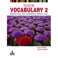 Focus on Vocabulary 2 (2/E) Student Book