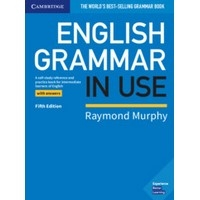 English Grammar in Use Fifth edition Book with answers