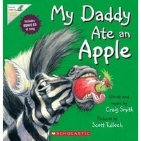 My Daddy Ate An Apple(with CD)