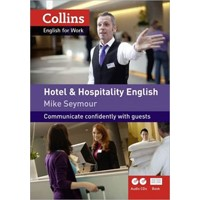 Collins Hotel & Hospitality English Student Book + CDs (2)