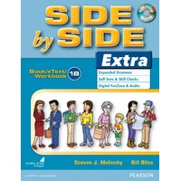 Side by Side Level 1 Extra : Student Book B, eText B, Workbook B with CD