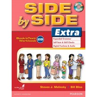 Side by Side Level 2 Extra : Student Book B, eText B, Workbook B with CD