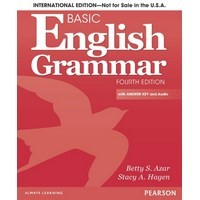 Basic English Grammar (4/E) Student Book with CD and Answer Key