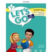 Let's Go Fifth edition Let's Begin 1 Teachers Pack