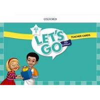 Let's Go Fifth edition Let's Begin 1 Teacher Cards