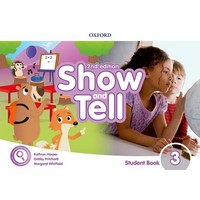Oxford Show and Tell (2/E) 3 Student Book + App