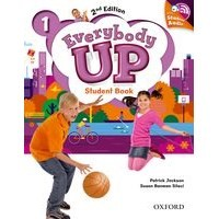 Everybody Up 1 (2/E) Student Book with Audio CD Pack