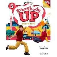 Everybody Up 5 (2/E) Student Book with Audio CD Pack