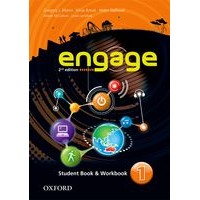 engage 1 (2/E) Student Book/Workbook Pack + MultiROM