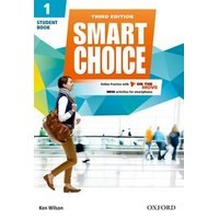 Smart Choice (3/E) Level 1 Student Book with Online Practice