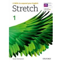 Stretch Level 1 Student Book with Online Practice
