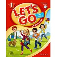 Let's Go 1 (4/E) Student Book + Audio CD Pack
