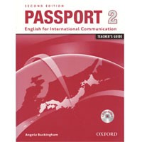 Passport 2 (2/E) Teacher's Book + CD-ROM