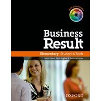 Business Result Elementary Student's Book and DVD-ROM