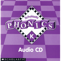 Scholastic Phonics K CD