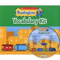 ReadingLine Vocabulary Student Pack + CD