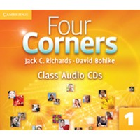 Four Corners 1 Class Audio CD(3)