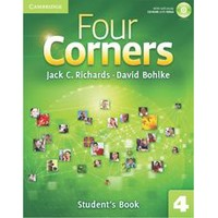 Four Corners 4 Student's Book + Self-study CD-ROM