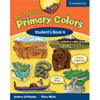 American English Primary Colors 6 Student Book