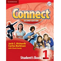 Connect 1 (2/E) Student Book + Audio CD