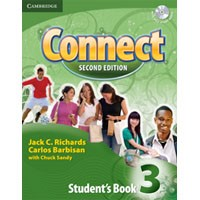 Connect 3 (2/E) Student Book + Audio CD