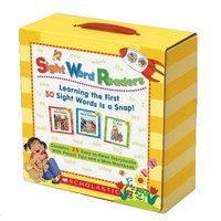 Sight Word Readersセット (25冊&CD)