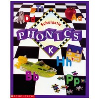 Scholastic Phonics K Workbook