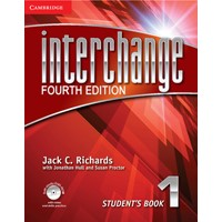 Interchange 1 (4/E) Student's Book + Self-study DVD-ROM