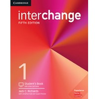 Interchange (5/E) Level 1 Student's Book with Online Self-Study