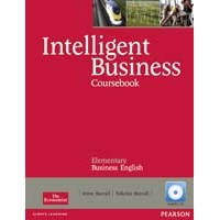 Intelligent Business Elementary Course Book + CD