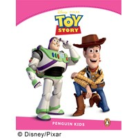 Penguin Kids Disney titles 2 Toy Story 1