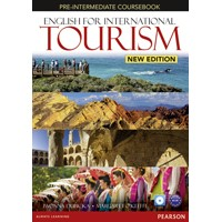 English for International Tourism Pre-Intermediate Student Book + DVD