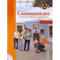 Communicate 1 Student Book + CD