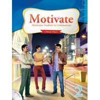 Motivate 2 Student Book + CD