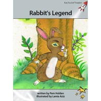 Red Rocket Readers Advanced Fluency 1 Rabbit's Legend