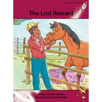 Red Rocket Readers Advanced Fluency 3 The Lost Reward