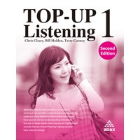 Top-Up Listening 1 (2/E) Student Book + CD (ABAX)