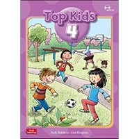 Top Kids 4 Student Book with MP3CD