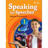 Speaking For Speeches 1 Student Book+ MP3 CD