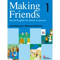 Making Friends 1 SB w/CD