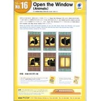Yellow/No.16 Open the Window (Animals)