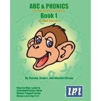Kinney Brothers Phonics Series 1 ABC & Phonics Book