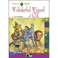Black Cat Green Apple Readers Starter The Wonderful Wizard of Oz Book + CD