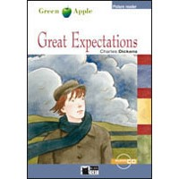 Black Cat Green Apple Readers 1 Great Expectations Book + CD