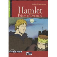 Black Cat Reading & Training Step Two Hamlet Prince of Denmark (Reading Shakespeare) Book + CD