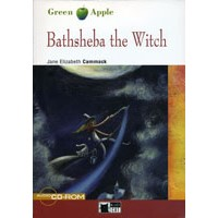 Black Cat Green Apple Readers Starter Bathsheba the Witch Book + CD