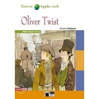 BCPGA2 Oliver Twist B/CD-R New