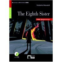 Black Cat Reading & Training Step Two EIGHTH SISTER Book+CD